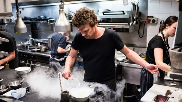 Antipodean - from Grant King of Gastro Park fame will be focusing entirely on Australian and New Zealand produce.