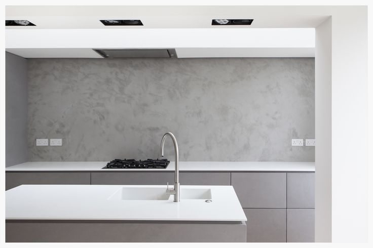 modern ceadesign kitchen corian worktop minimalism