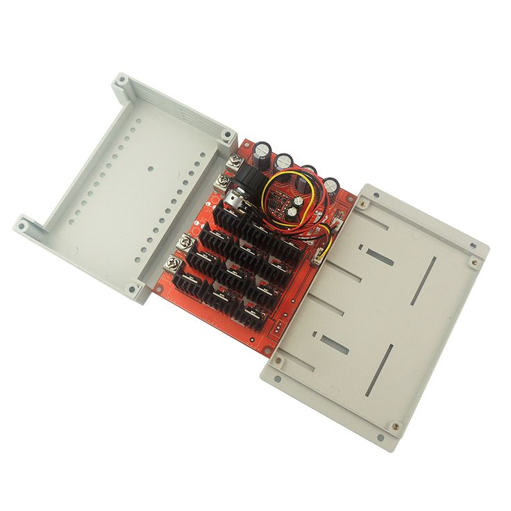 sale dc 10 50v 60a motor speed control pwm hho rc controller 12v 24v 48v 3000w #dc #motor #controller