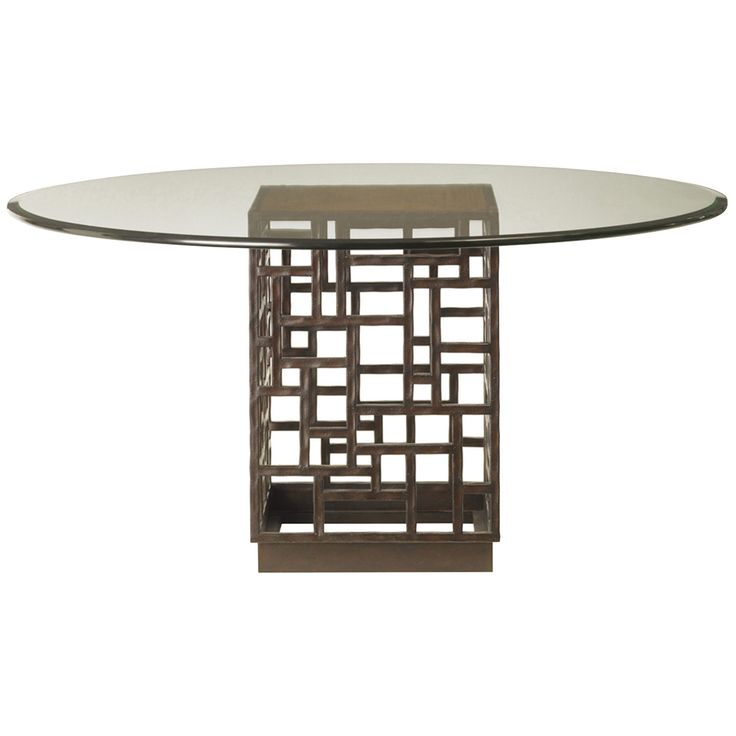 Coaster Cermak Contemporary Square Black Metal Base Glass: Best 25+ Round Glass Table Top Ideas On Pinterest