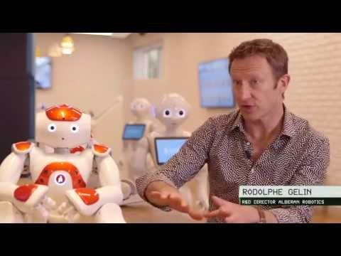 Friendly robots at home | Bank BNP Paribas