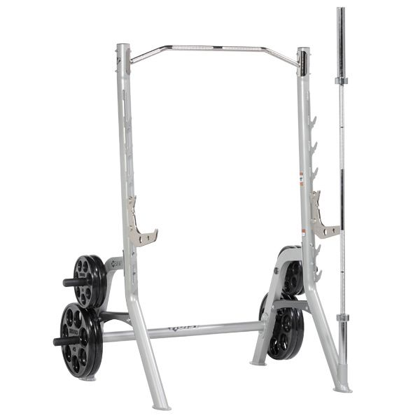 The Fitness Outlet - Hoist HF 4970 Squat Rack, $539.00 (http://thefitnessoutlet.com/hoist-hf-4970-squat-rack/)