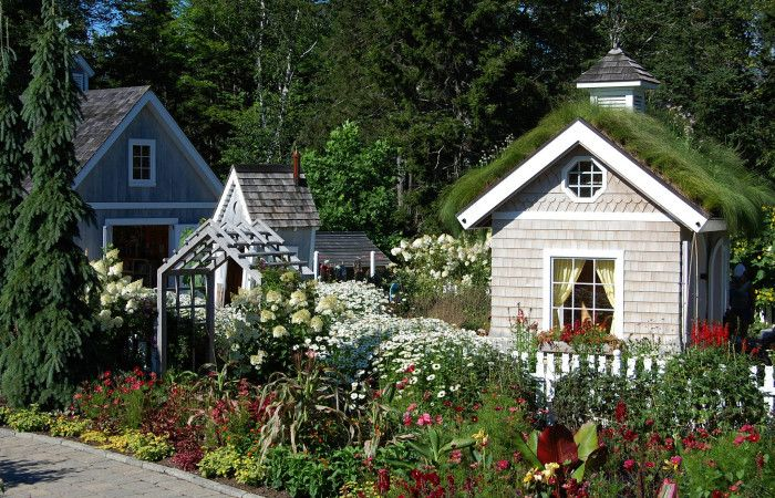 6. Coastal Maine Botanical Gardens located in Boothbay, Maine - 18 Jaw-Dropping places in Maine