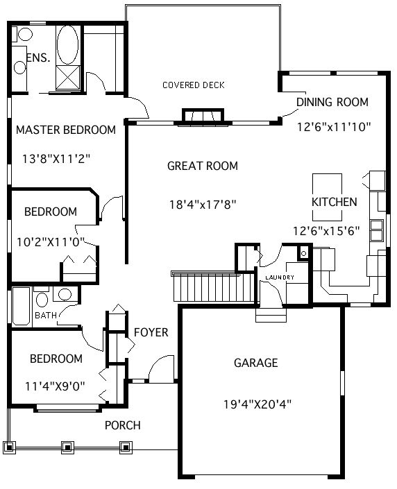 13 best house plans images on house floor plans small