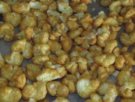 Corn Puffs Caramel Corn