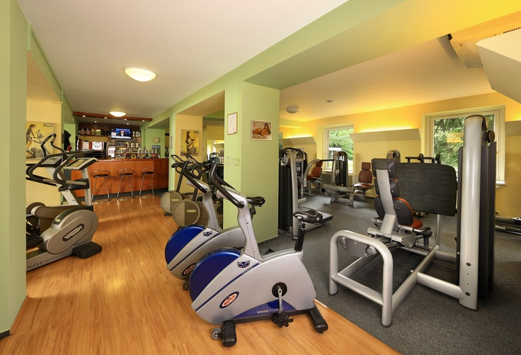 Hotel Fitness Centre - come and have some fun when excercising!