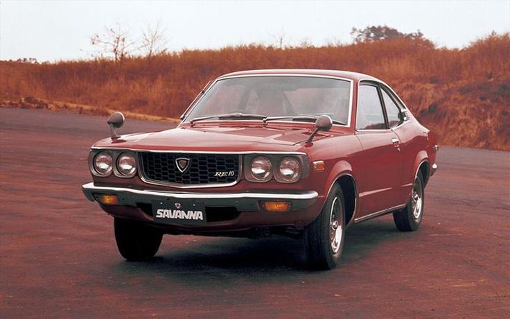 1971 Mazda Savanna RX-3