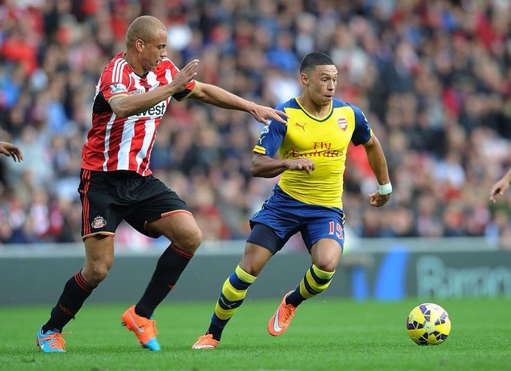 Sunderland 0 Arsenal 2 - The Ox