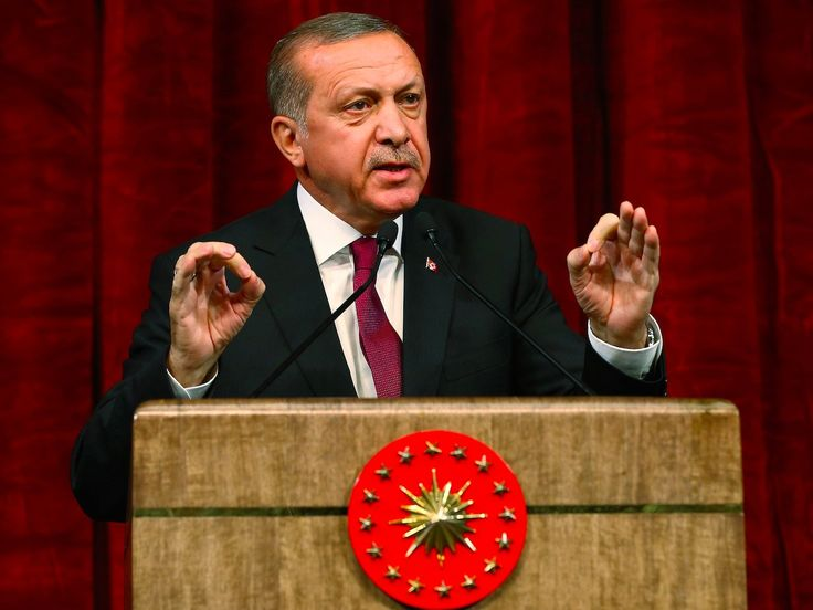 Turkey's president just gave himself the power to issue direct orders to military commanders