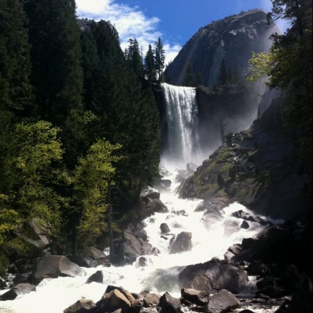 Yosemite = speechless