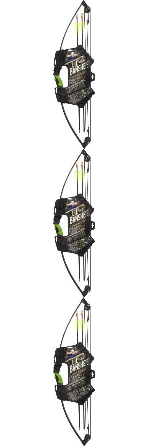 Archery Sets and Kits 161751: Compound Youth Archery Set Barnett Kids Beginner Training Camo Bow + 2 Arrows BUY IT NOW ONLY: $54.93
