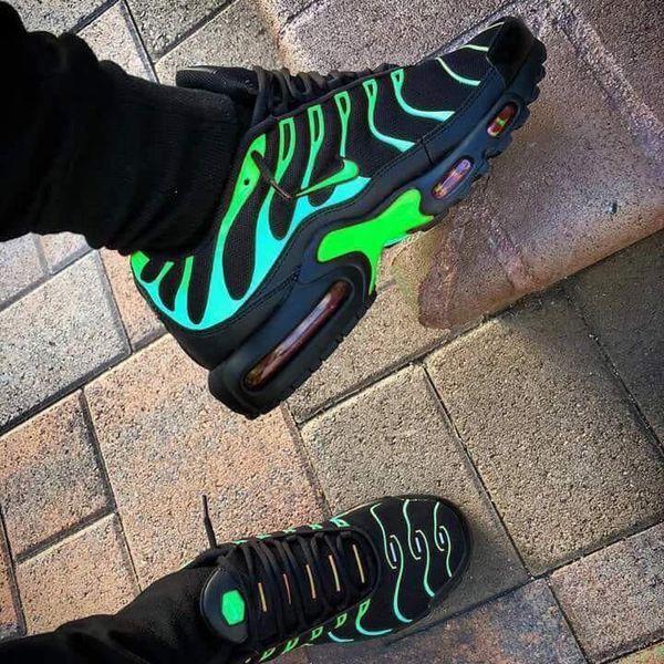 Air Max Neon 97 plus for Sale in Augusta, GA - OfferUp | Nike air ...