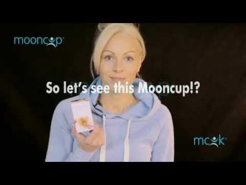 Mooncup Κυπελλάκι Συλλογής Εμμήνου Ρύσης Μέγεθος Α