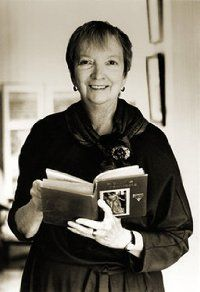 """Madeleine L'Engle, the popular author of many books for children and adults, has interspersed her writing and teaching career with raising three children, maintaining an apartment in New York and a farmhouse of charming confusion which is called """"Crosswicks."""""""