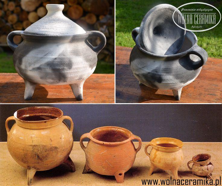 Medieval cooking tripod, XV w.