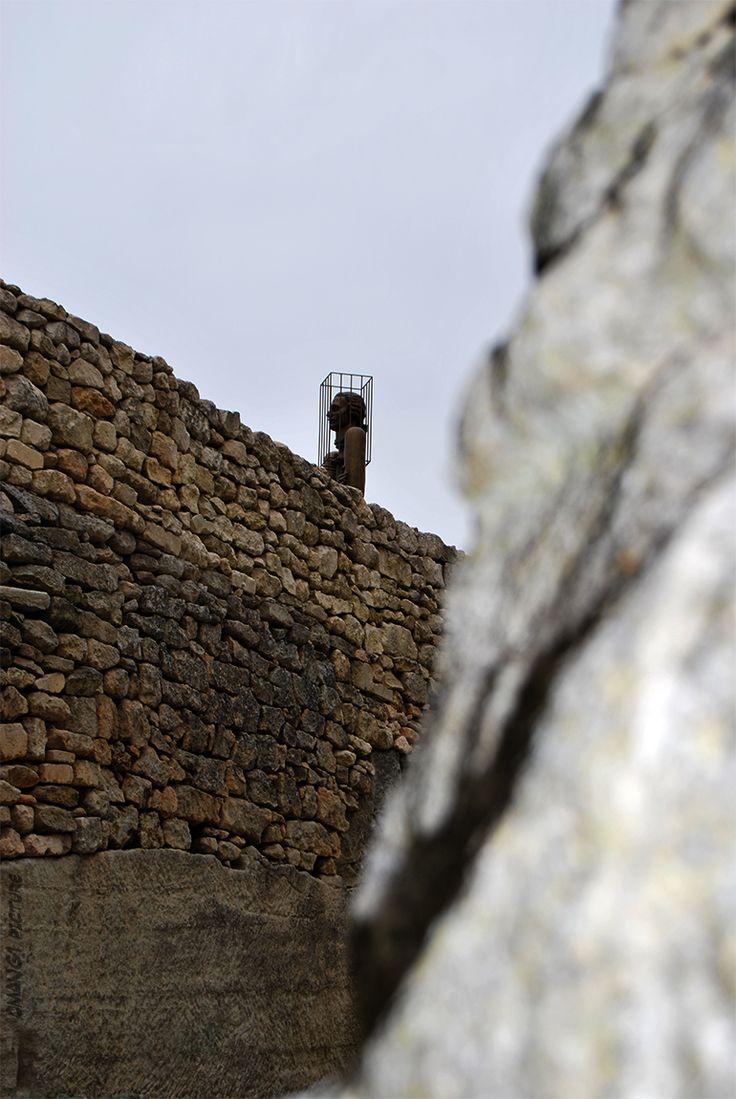 Statue du Marquis de Sade #Lacoste #Luberon #provence