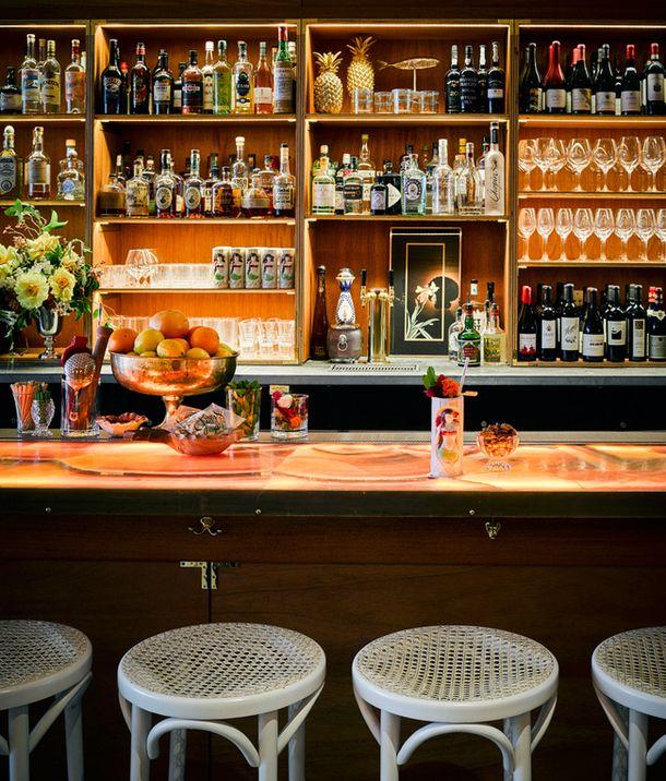 Устричный бар в Сан-Франциско