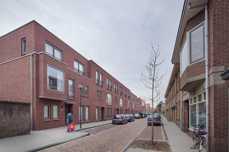 Nieuwe woningen in stijl Tuinstadwijk Leiden - PhotoID #389056