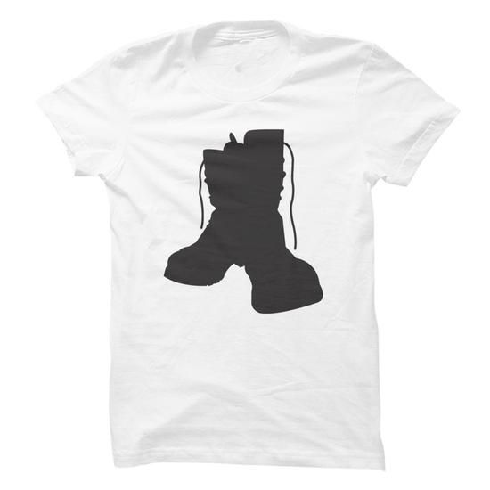 Army Shoe T Shirts, Hoodies. Get it now ==► https://www.sunfrog.com/LifeStyle/Army-Shoe.html?41382