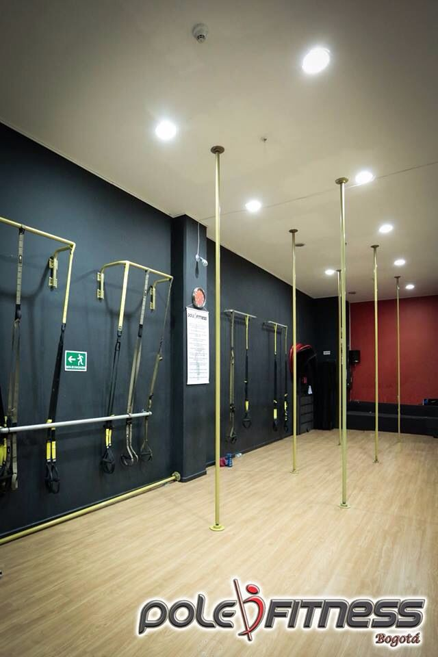 Our Pole dance Studio