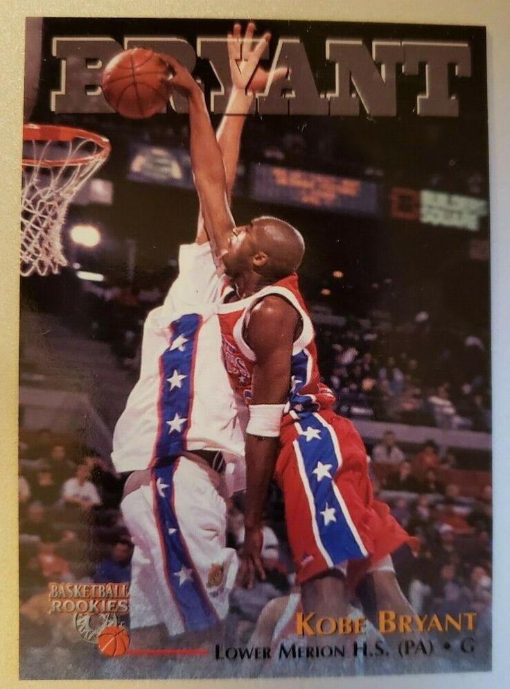 1996 score board bk 15 kobe bryant rookie card