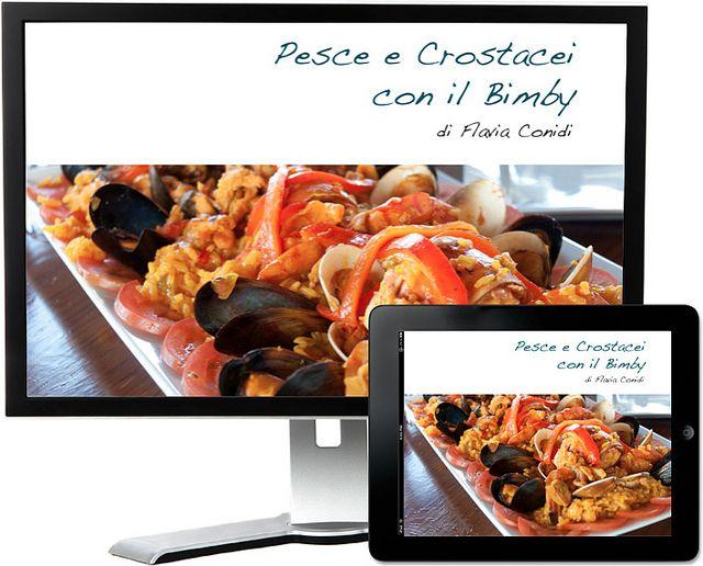 Pesce e crostacei con il Bimby – Ricettario ebook