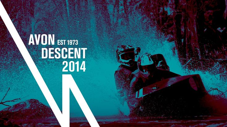 Avon Descent Branding - with The Cut