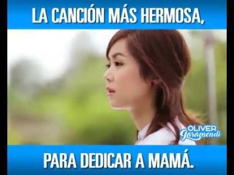La Canción Más Hermosa Para Dedicar A Mamá Youtube Youtube Incoming Call Screenshot Music