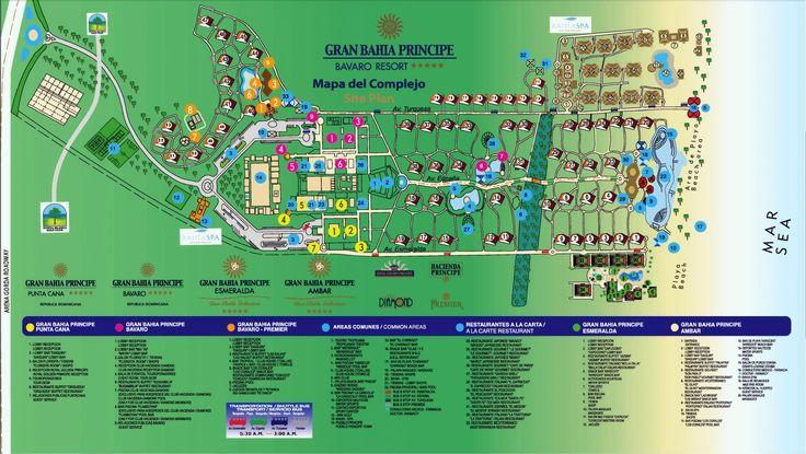 Grand bahia principe punta cana | map-GranBahiaPrincipeComplex2010-PuntaCana