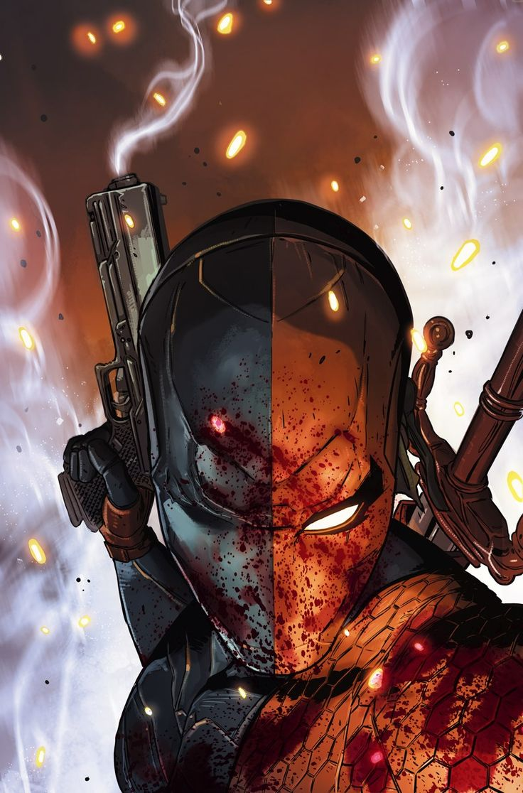 DEATHSTROKE: REBIRTH #1 Written by CHRISTOPHER PRIEST • Art by CARLO PAGULAYAN and JASON PAZ • Cover by ACO