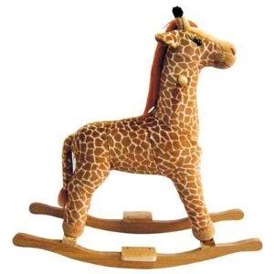 Rocking Giraffe