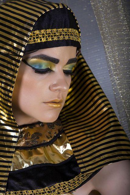 Egyptische make-up