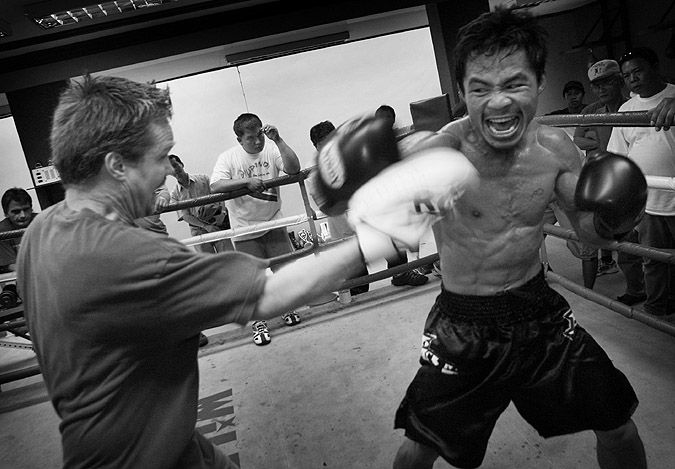 THE GREATEST & THE GREATEST !!   Manny PACQUIAO & Freddie ROACH !!  I HAVE SO MUCH RESPECT FOR BOTH !!