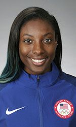 Name: Nia Ali Sport: Track and Field Event(s): 100-meter Hurdles
