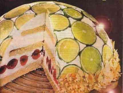 Кулинарные рецепты апельсиновый десерт