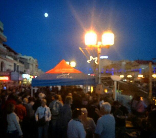 Fête de l'anguille à la prud'homie de #Palavas ! A la découverte des produits de la #mer à l'occasion de la #FêteDeLaGastronomie ! #Languedoc #Montpellier #ProduitsLocaux #SudDeFrance