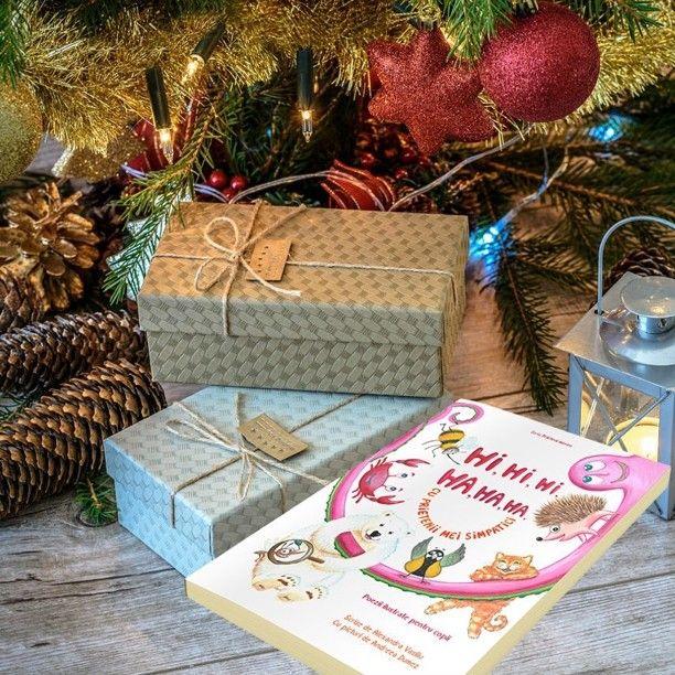 Ce cadou de Craciun poate fi mai minunat, daca nu o carte de poezii illustrate? https://www.amazon.com/Hi-prietenii-mei-simpatici-ilustrate/dp/1540306291 #cartipentrucopii, #cartiilustrate