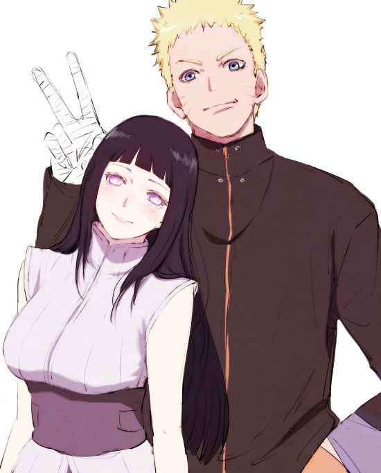 Naruhina [by http://www.pixiv.net/member_illust.php?mode=medium&illust_id=46907639] THEY ARE CANNON!!