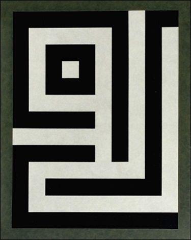 Juhana Blomstedt: Sarjasta Babylon, 1988, oil on canvas,  146x114 cm - Artnet