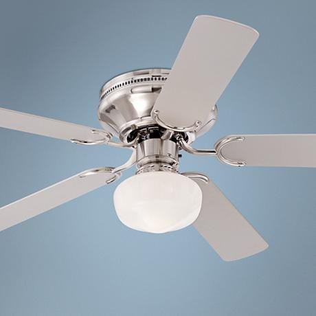 """52"""" Casa Vieja® Hillhurst™ Hugger Ceiling Fan"""