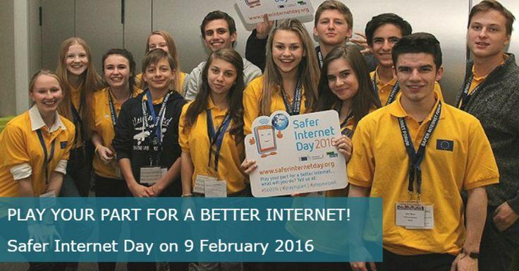 Safer Internet Day - Home