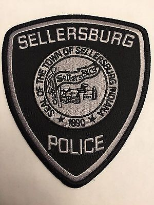 Sellersburg-Indiana-Police-Patch