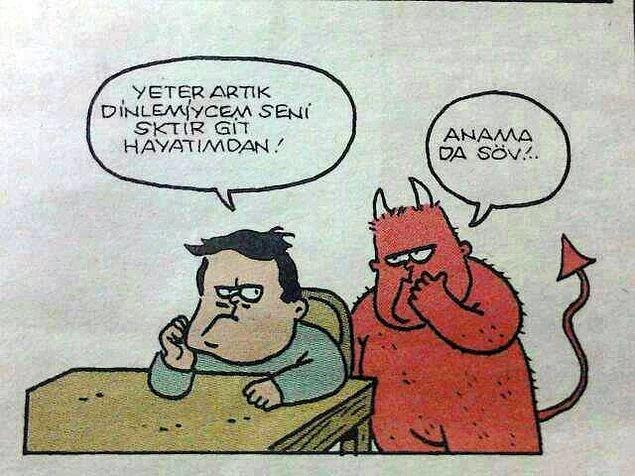 """Özer Aydoğan'dan """"Kafan Güzelmiş Nerden Aldın"""" Dedirtecek 20 Karikatür"""