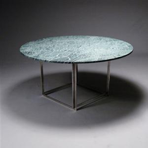 "Dining Table by ""PK-54"" Poul Kjærholm #Denmark"