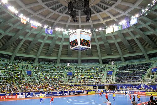 Futsal, Benfica Sporting 2015 Portugal