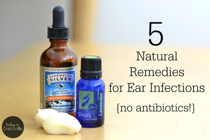 5 Natural Remedies for Ear Infections {no antibiotics!} | If I had a nickel for every time I called my baby's pediatrician during those first two years... I'd be one rich momma! Many parents (myself included, once upon a time) often feel more at ease with a prescription for antibiotics than they do with trusting natural remedies. Ear infections are one of the easiest maladies to treat naturally and at home. Here are five natural, no-antibiotic treatments for ear infections that work…