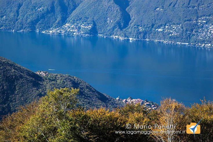 Bellissima passeggiata in valle Veddasca: da Lozzo a Monterecchio al rifugio Alpetto in canton Ticino
