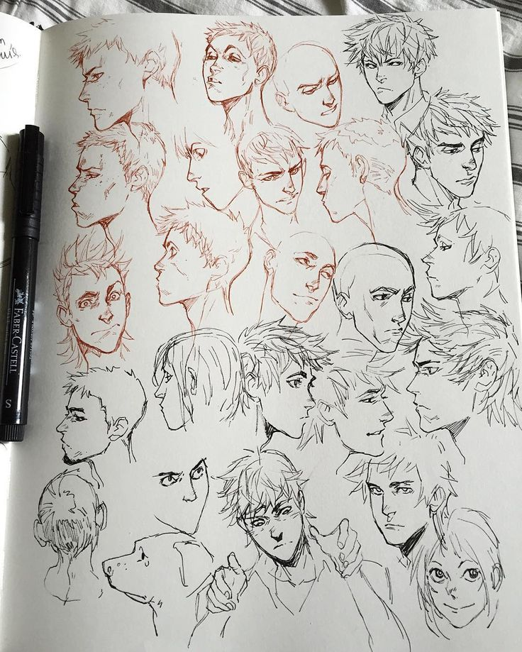 #art #scetch #sketchbook #ink by xafeelgood