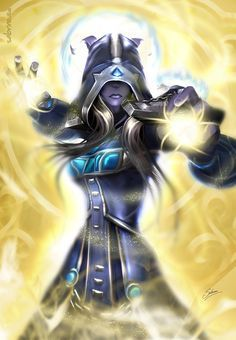 I Recomend A Priest! | Which World of Warcraft Character Should You Play? - Quiz