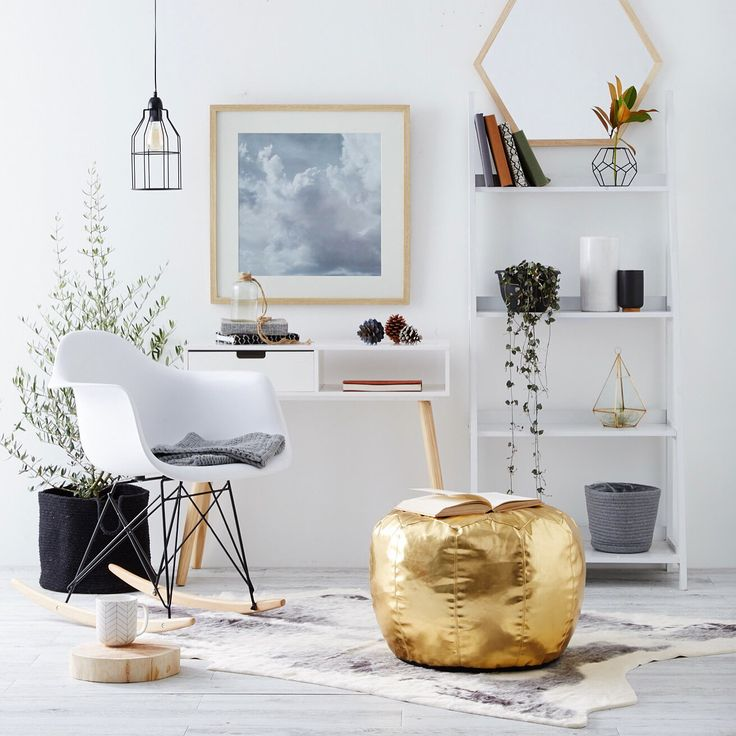 Scandinavian room styled for Kmart  Styled by: Jess Barnes
